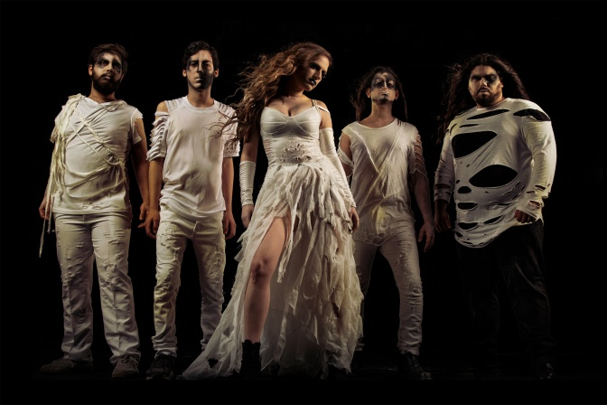 Israeli Progressive Metal Band SCARDUST Signs With M-Theory Audio