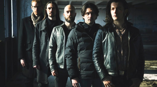 Italian Hard Rock Group SINEZAMIA Join Sliptrick records