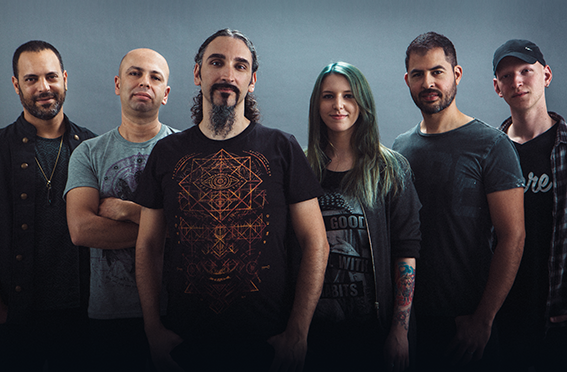 YOSSI SASSI & THE ORIENTAL ROCK ORCHESTRA To Play Dream Fest, Headlined by DREAM THEATER!
