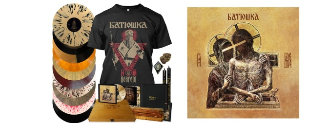 "Bart's Batushka announce pre-order for ""Hospodi"" and posts new song via metalblade records"
