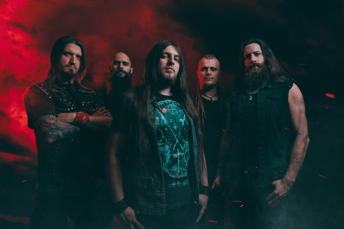 "Polish melodic death metal titans VANE deliver a sonic beatdown with new single & human-sacrifice inspired video ""The Ritual"""