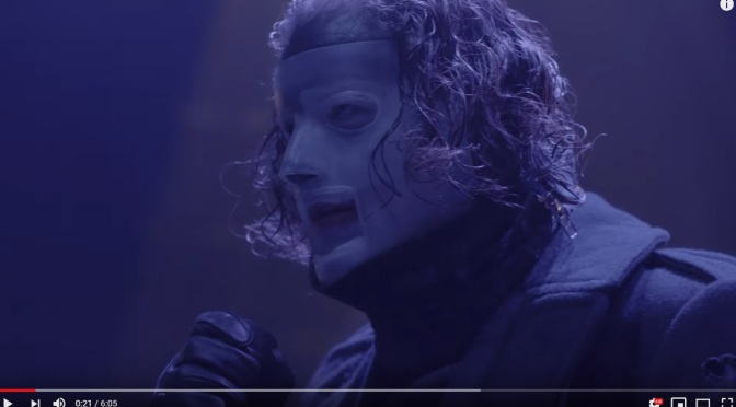"Slipknot posts new video for ""Solway Firth"""