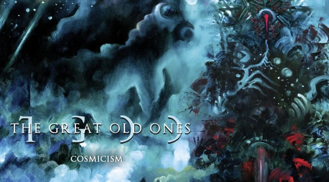 "The Great Old Ones premiere ""The Omniscient"" and announce album release date"