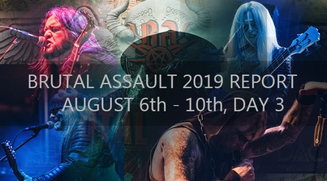 REPORT: BRUTAL ASSAULT #24 DAY 3RD