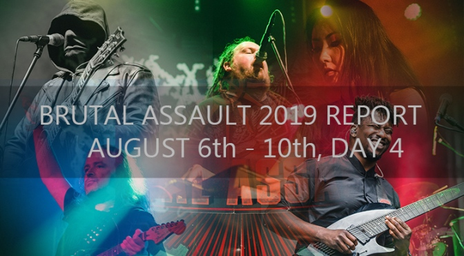 REPORT: BRUTAL ASSAULT #24 DAY 4RD