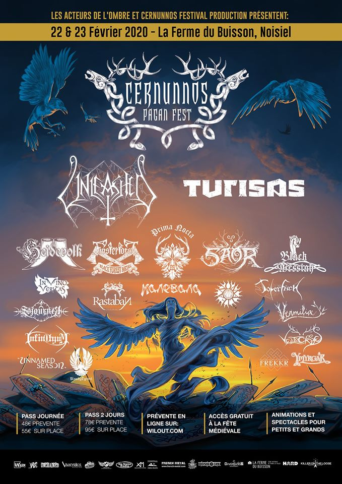 Cernunnos Pagan Fest 2020 (FR)