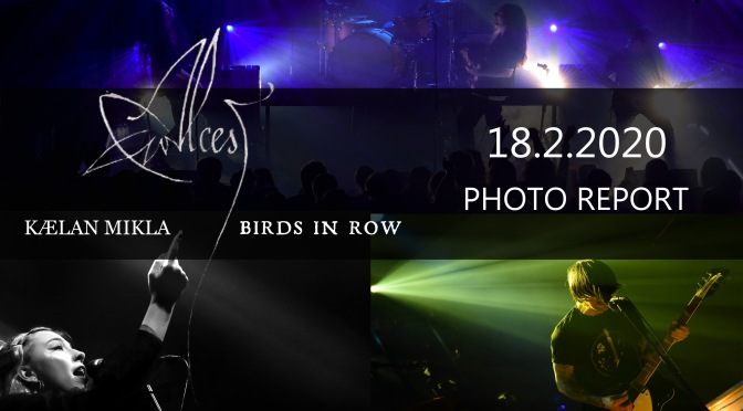 PHOTO REPORT: ALCEST, BIRDS IN ROW & KÆLAN MIKLA