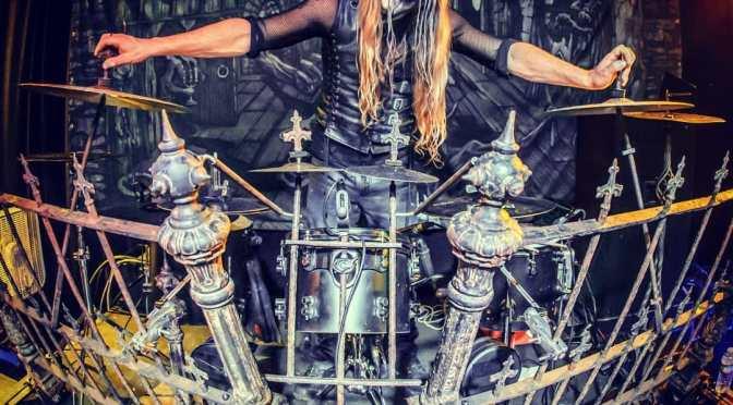 INTERVIEW: NAMTAR (ex-Carach Angren Drummer)