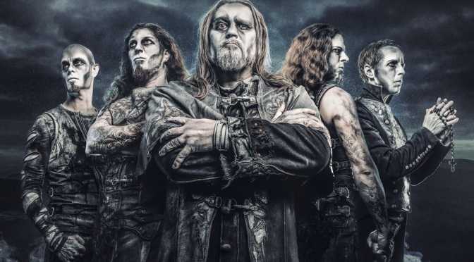POWERWOLF Vinyl Re-Release of Gold Status Album Blessed & Possessed out April 9, 2021 via Napalm Records