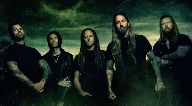 "DEVILDRIVER Unveils Surreal Music Video for Anthemic New Single ""Wishing"""