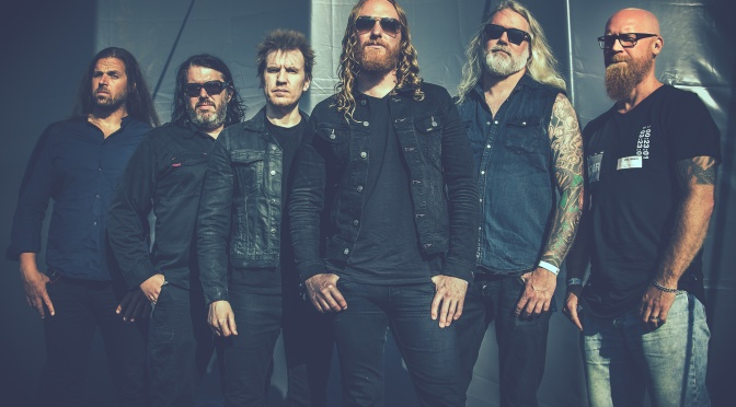 "DARK TRANQUILLITY Release Video To ""Eyes Of The World"" & Perform New Album In Exclusive Streaming Show"