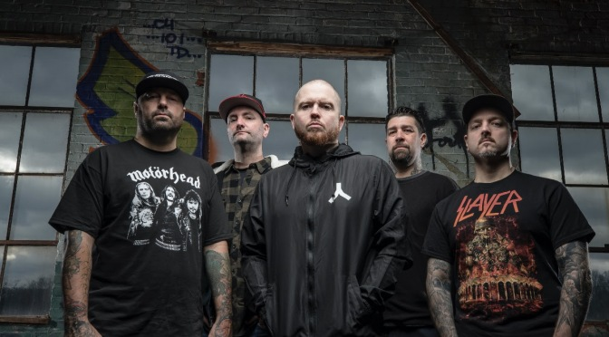 "Hatebreed Announce New Album ""Weight of the False Self"" + Share Lyric Video For Title Track"