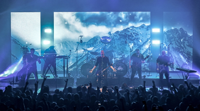 DEVIN TOWNSEND launches live video for 'War' from 'Order Of Magnitude – Empath Live Volume 1'
