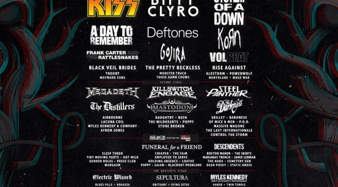DOWNLOAD FESTIVAL ADDS 17 BANDS TO THE 2021 LINE UP