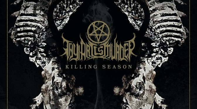 "Thy Art Is Murder Unveil Lyric Video For New Single ""Killing Season""'"