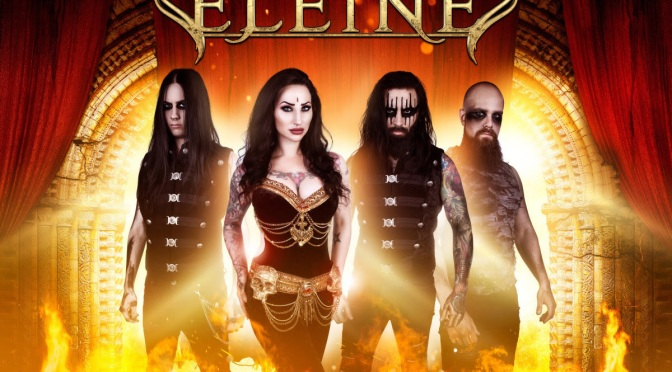 ELEINE new album 'Dancing in Hell' out now