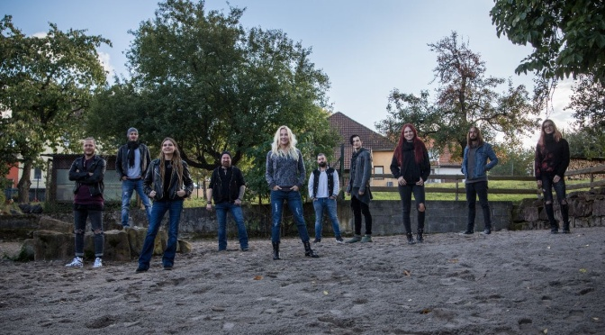 ELUVEITIE join forces with Angela Gossow's Kult Management