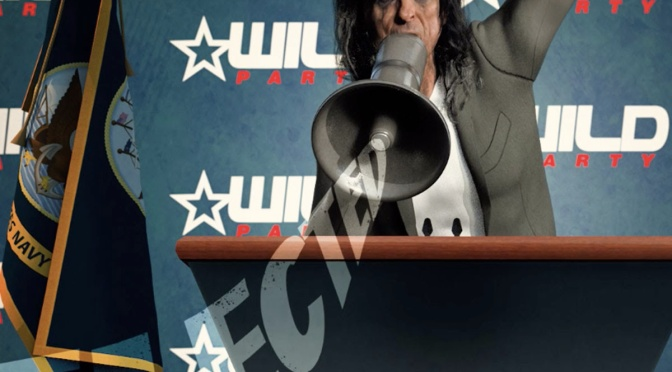"ALICE COOPER RELEASES 2020 CAMPAIGN VIDEO FOR CLASSIC TRACK ""ELECTED"""