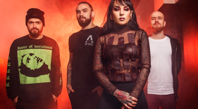 JINJER Surprises Fans With Entire Melbourne Concert Streaming On YouTube Today At 8pm CET + Monumental Live Album, Alive In Melbourne, Out Now