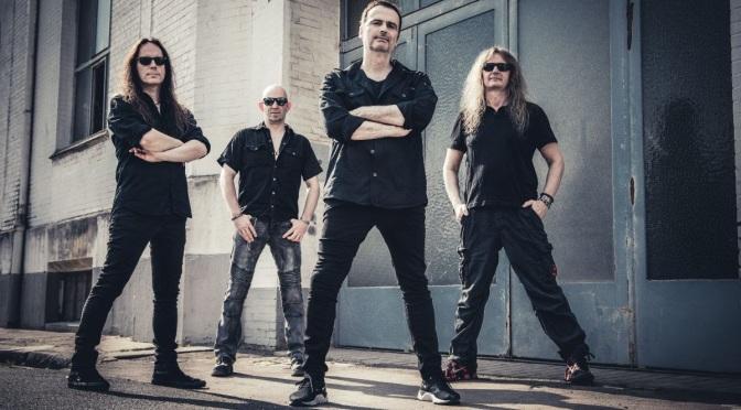 BLIND GUARDIAN release new live single 'Violent Shadows'