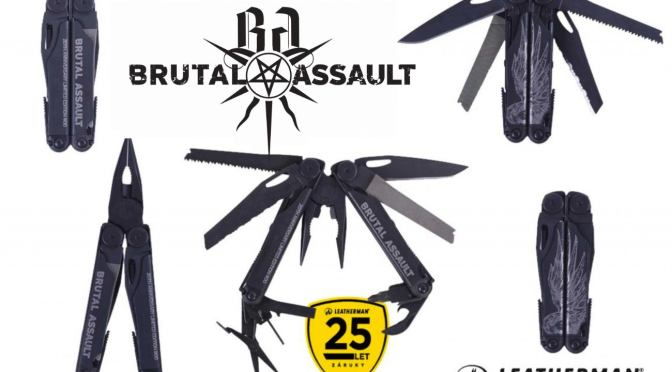 Brutal Assault 25 – special merch