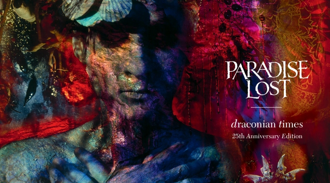 Paradise Lost share lyric video for 'Enchantment'