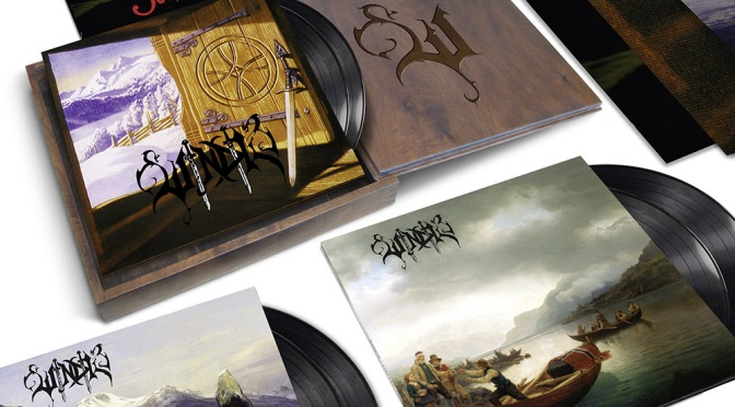 WINDIR discography to be released on vinyl for the first time
