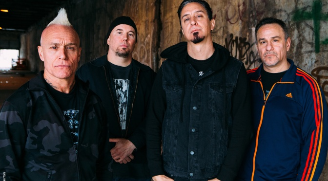 "SICK OF IT ALL release ""Deep State"" Quarantine Session"