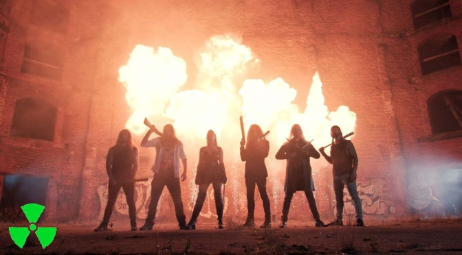 AMARANTHE release music video for single 'BOOM!1'
