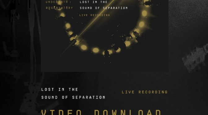 "Underoath Releasing Audio + Video From ""Lost in the Sound of Separation"" Livestream + Vinyl"
