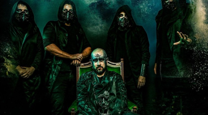 """GHOSTS OF ATLANTIS: UK Extreme Metal Act Featuring DEVILMENT Guitarist RELEASE """"The Lost Compass"""""""