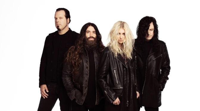 """THE PRETTY RECKLESS Announce New Album """"Death By Rock And Roll"""", Share New Song """"25"""""""