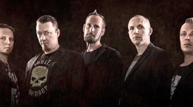 Finnish bombastic metal band Corrosium release new EP & music video
