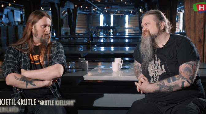 ENSLAVED honoured with 12-part documentary series on Norwegian TV + YouTube