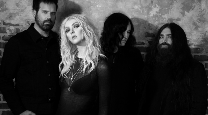 """THE PRETTY RECKLESS Share Official Video For New Single """"25"""""""