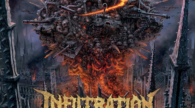 "INFILTRATION: Russian death metallers premiere ""Missing in Bodycount"" video"