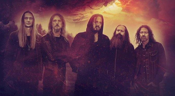 EVERGREY new single 'Eternal Nocturnal' is out now, album 'Escape Of The Phoenix', due out 26th Feb 2021