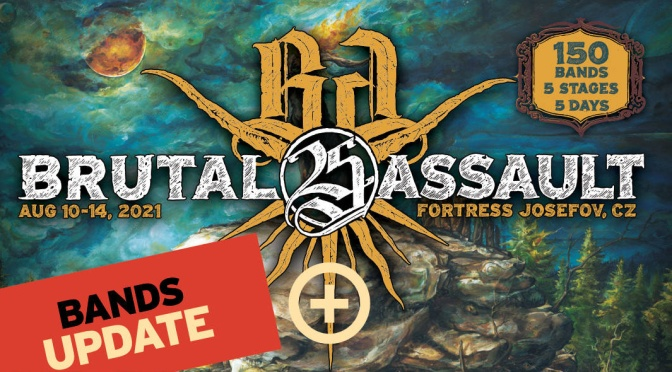Brutal Assault 25 Bands update