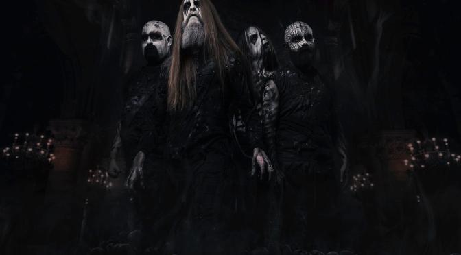 Norwegian black metal band Mork premiere new video for 'Arv'