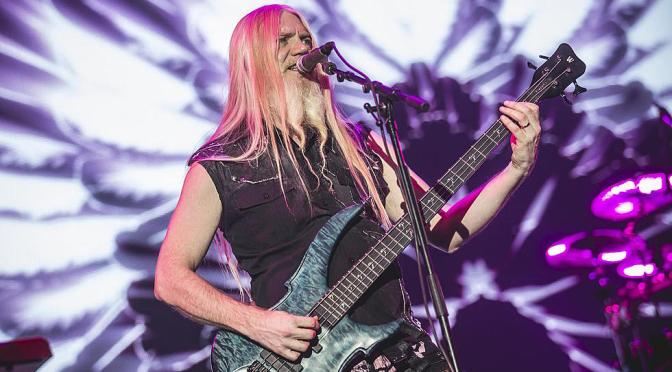 Co-Vocalist & Bassist Marko Hietala leaves Nightwish