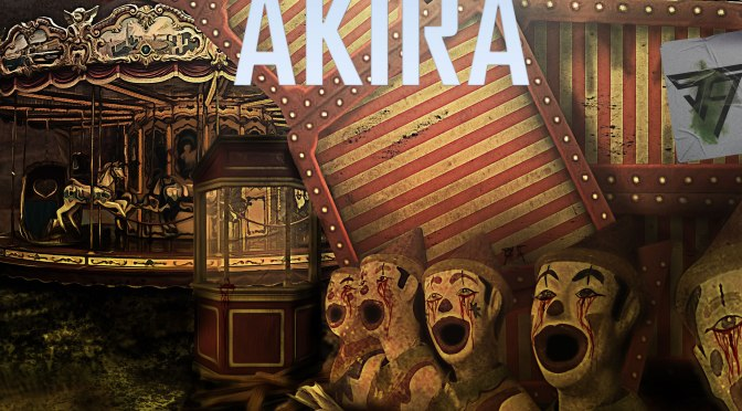 SEETHING AKIRA have released their video for new single 'Knock Off God'