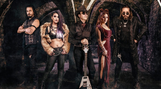 THERION release single 'Tuonela' featuring MARKO HIETALA + music video