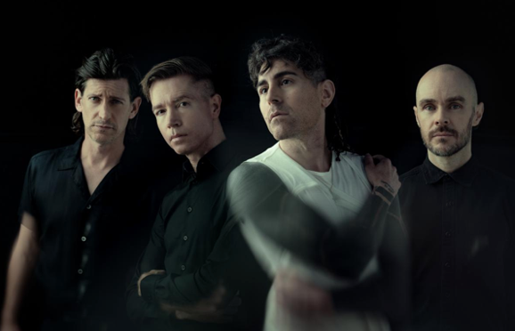 "AFI ANNOUNCES NEW ALBUM ""BODIES"" + SHARES TWO TRACKS"