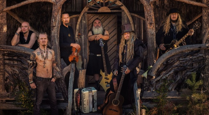 KORPIKLAANI release single & music video for new track 'Niemi'