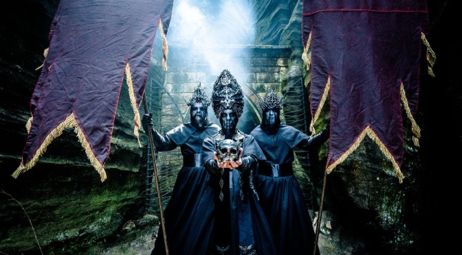 BEHEMOTH signs new contract with NUCLEAR BLAST RECORDS