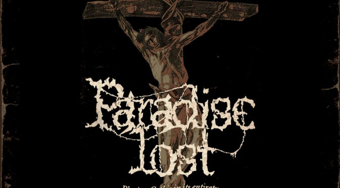 Paradise Lost to release 'Gothic live at Roadburn 2016' album