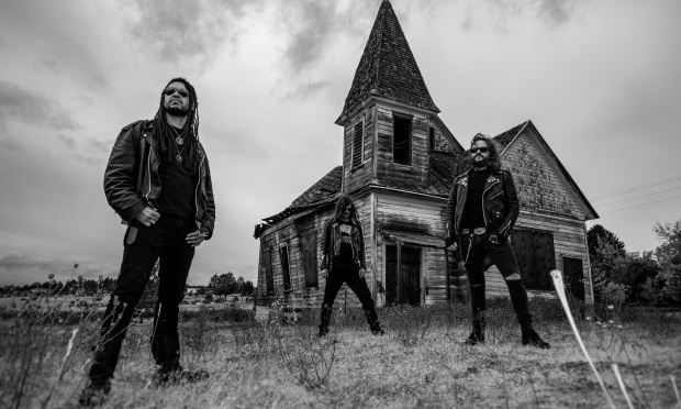 """BEWITCHER Release Video Clip For """"Valley of the Ravens"""", Taken From """"Cursed Be Thy Kingdom"""""""