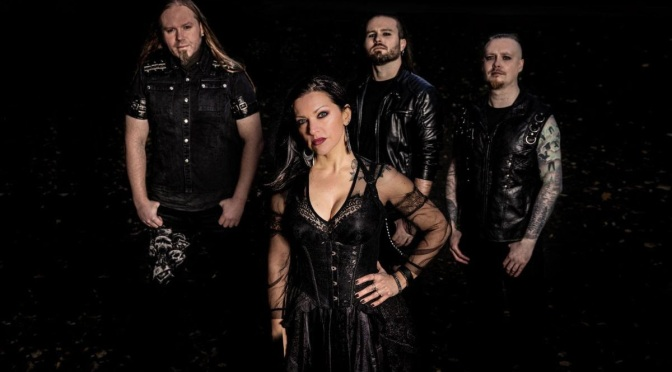 """Symphonic Metal Quartet SIRENIA Release New Lyric Video for """"This Curse Of Mine"""""""