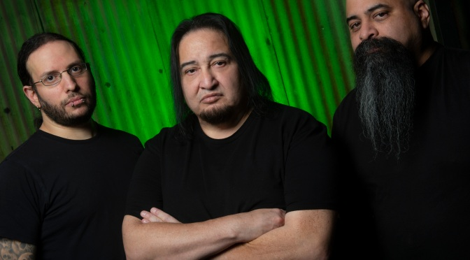 FEAR FACTORY release visualizer for second single 'Fuel Injected Suicide Machine'