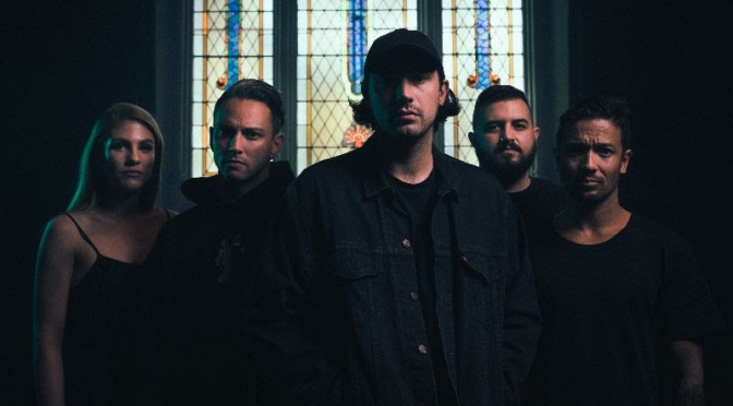 """MAKE THEM SUFFER SHARE NEW SONG """"CONTRABAND"""" FEATURING SPIRITBOX'S COURTNEY LAPLANTE"""